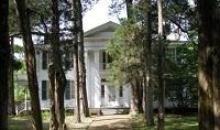 William Faulkner's Rowan Oak exterior