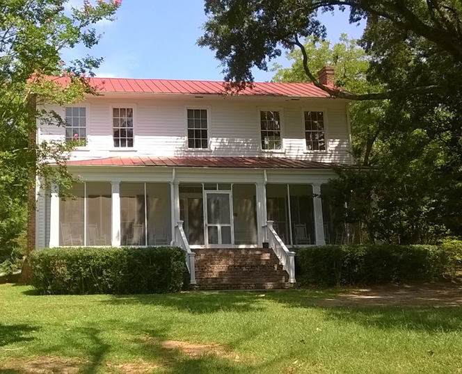 Andalusia: the Home of Flannery O'Connor