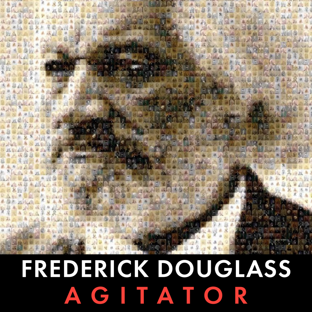 Frederick Douglass: Agitator, an exhibit about the later life and works of Frederick Douglass was on display at the American Writers Museum June 2018-June 2019 and is now available virtually