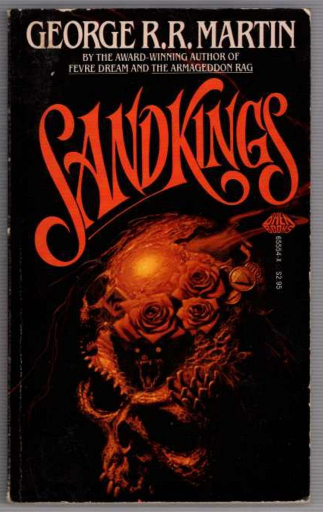 Sandkings by George R.R. Martin