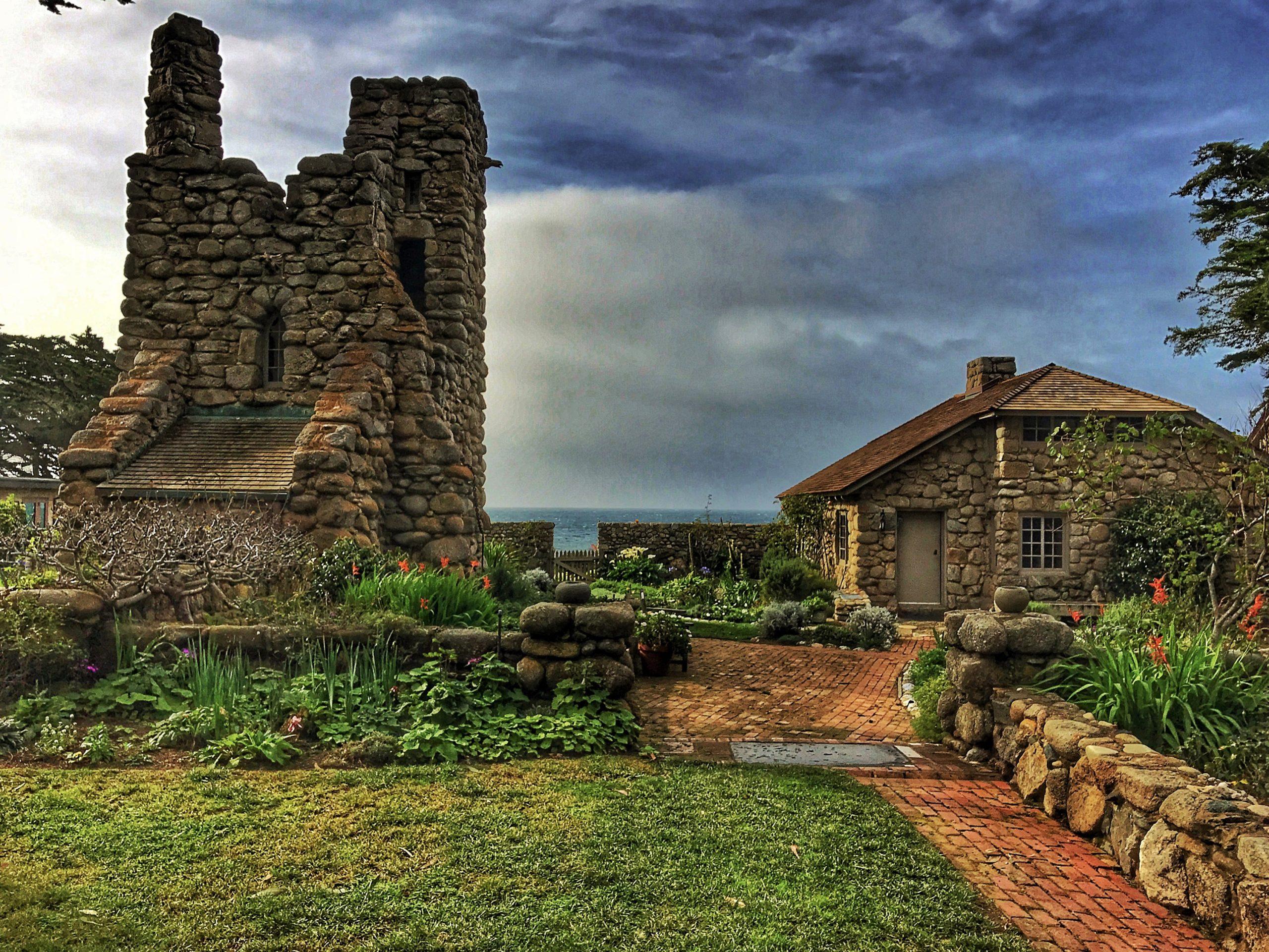 Robinson Jeffers Tor House