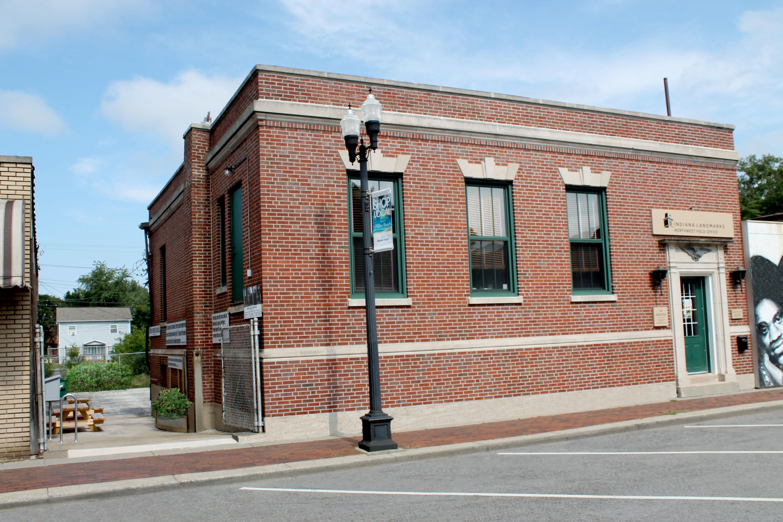 Nelson Algren Museum of Miller Beach facade