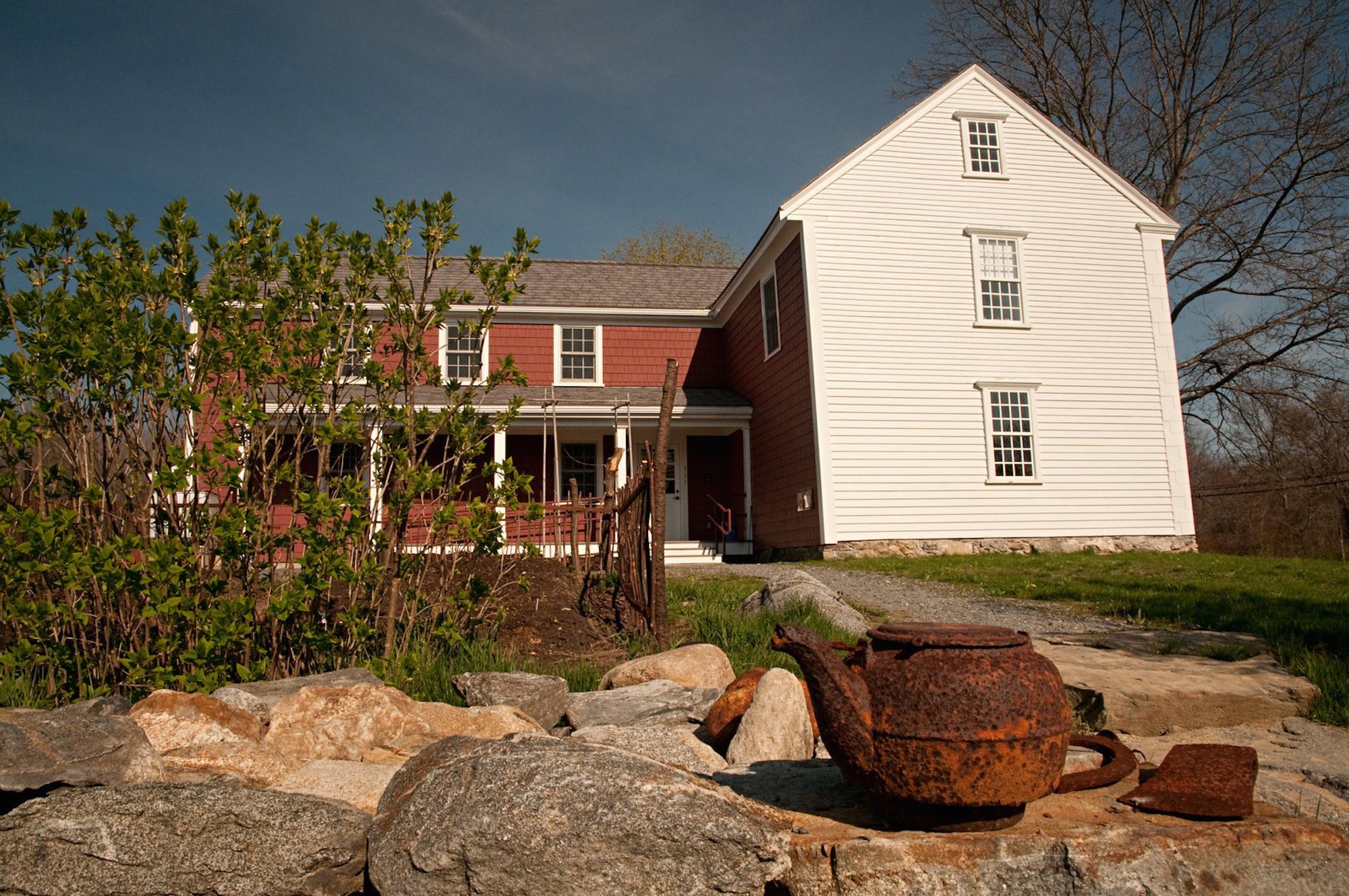Thoreau Farm exterior