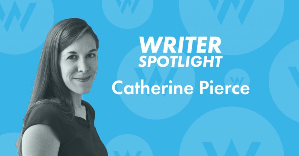 American Writer Spotlight: Catherine Pierce