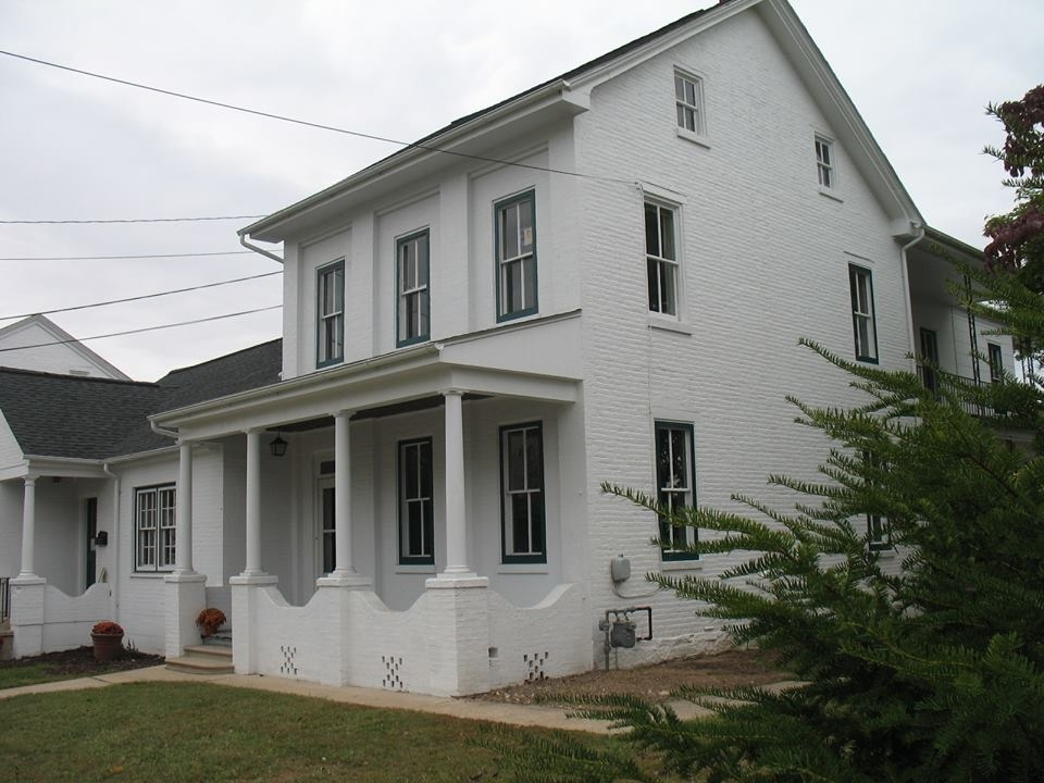 The John Updike Childhood Home exterior