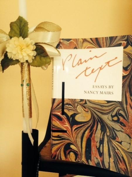 Plain Text by Nancy Mairs