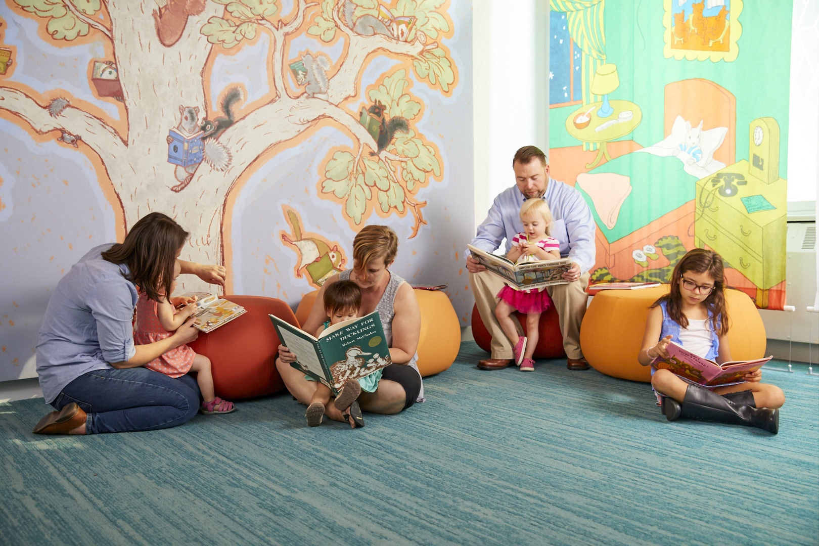 American Writers Museum Children's Literature Gallery