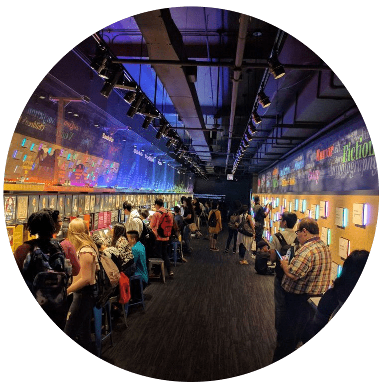 American Writers Museum Field Trips
