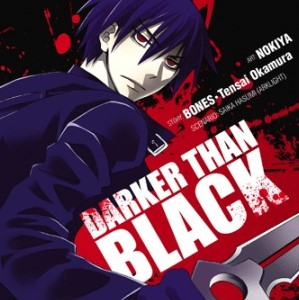 Darker than Black cover image. Roll over for description
