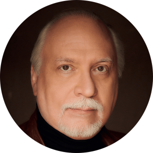 J. Michael Straczynski presents his new memoir Becoming Superman at the American Writers Museum in Chicago on August 1