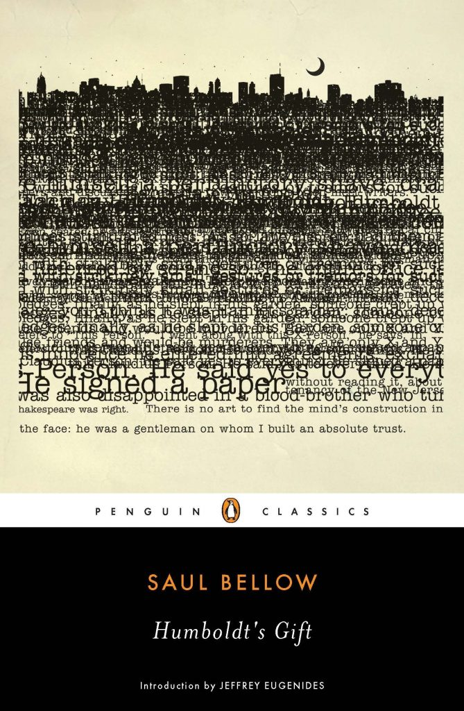 Humboldt's Gift by Saul Bellow