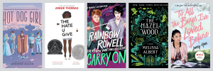 Young Adult reading recommendations