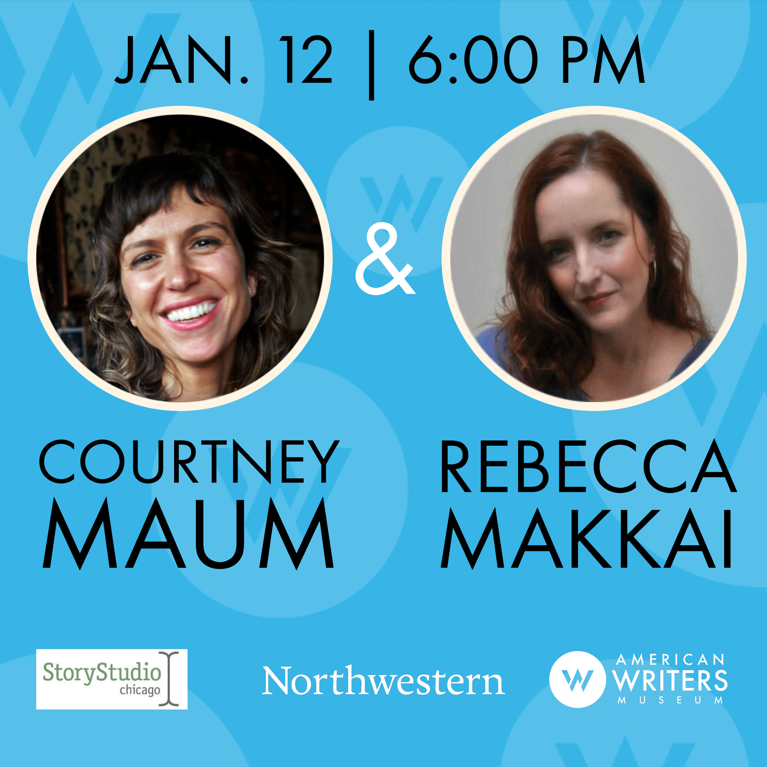 Courtney Maum & Rebecca Makkai: Before and After the Book Deal | Reading & Signing