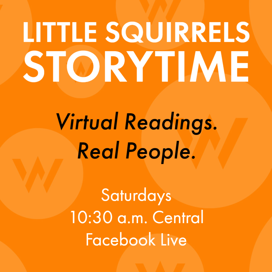 Virtual Little Squirrels Storytime