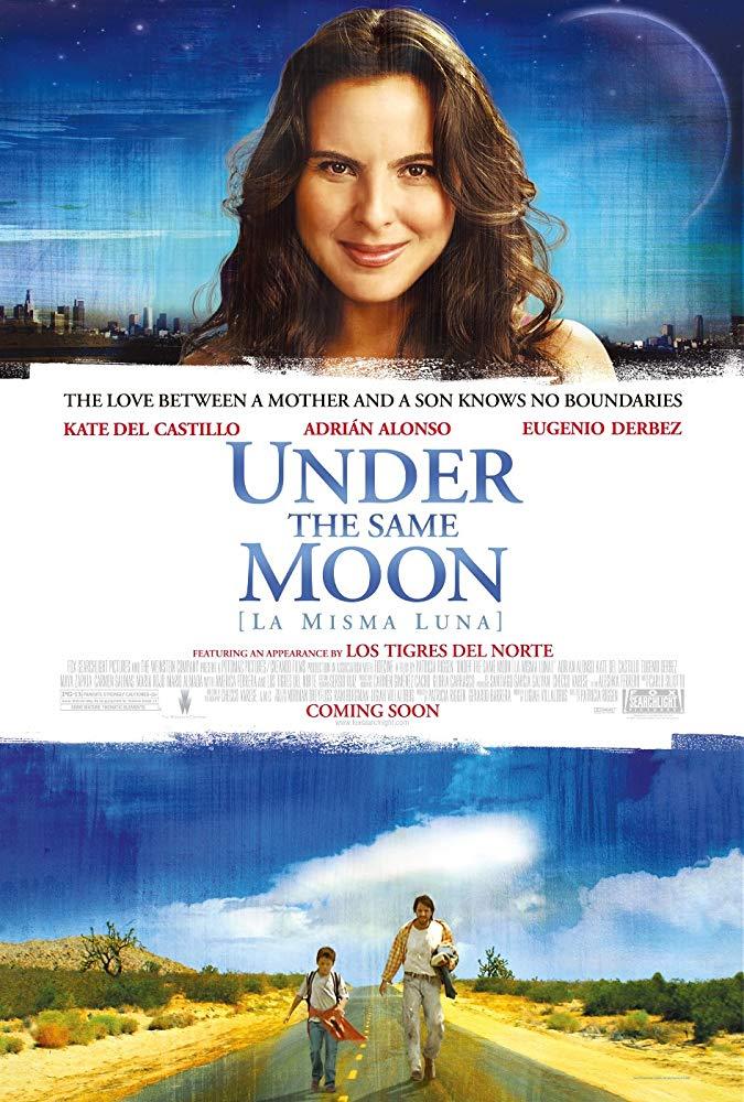 La Misma Luna [Under the Same Moon] by Ligiah Villalobos