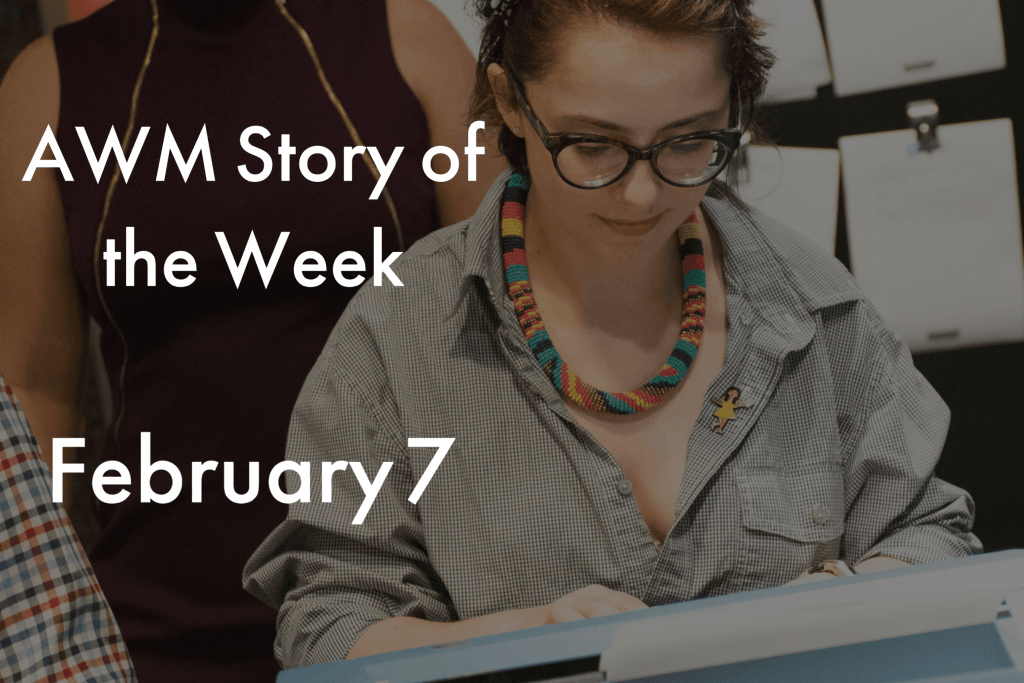 American Writers Museum Story of the Week for February 7, 2020