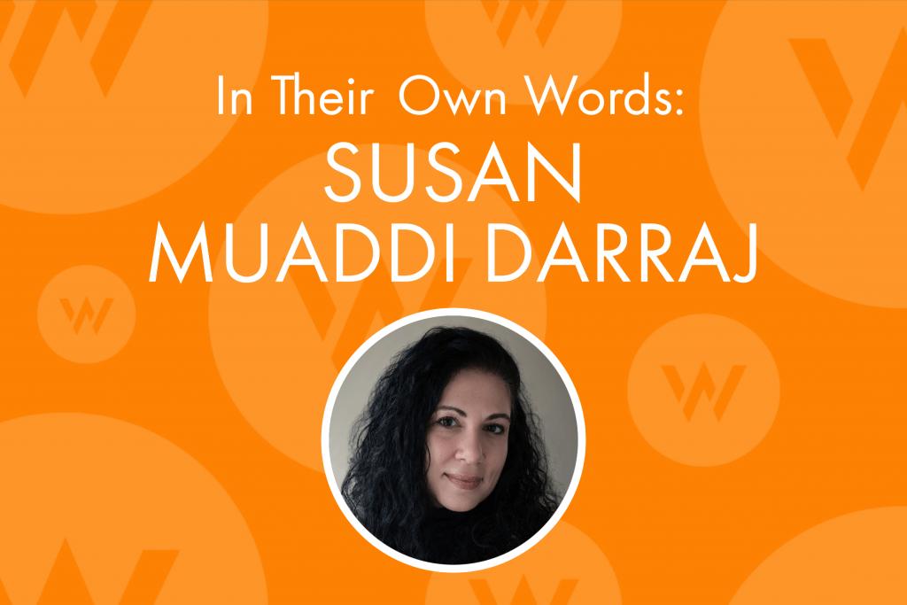 In Their Own Words: Susan Muaddi Darraj