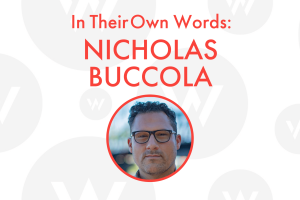 Nicholas Buccola presents his book The Fire Is Upon Us at the American Writers Museum on February 13
