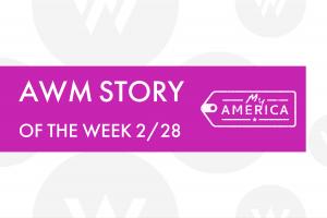 American Writers Museum Story of the Week 2/28/2020
