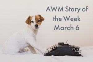 American Writers Museum Story of the Week for March 6, 2020