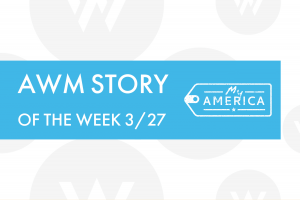 American Writers Museum Story of the Week blog post featuring visitor stories 3/27/2020