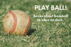 Books about baseball to read while Major League Baseball is postponed