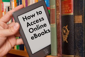How to Access Online eBooks