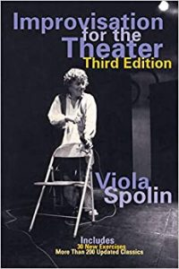 Improvisation for the Theatre by Viola Spolin