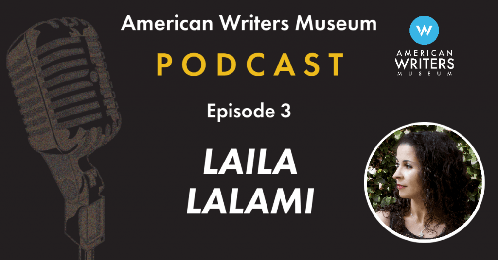 American Writers Museum episode three with Laila Lalami