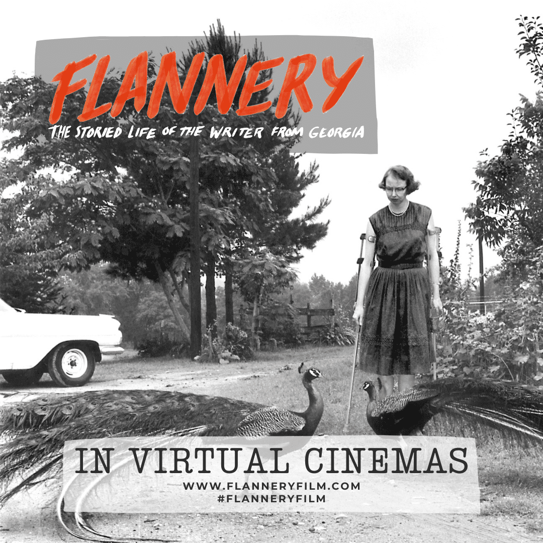 Flannery documentary in virtual cinemas now