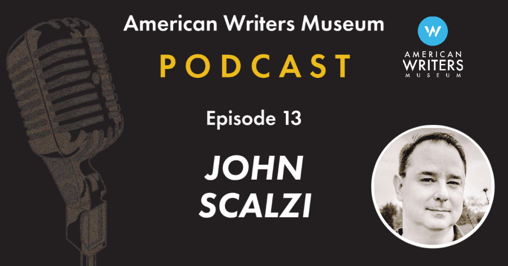 Episode 13: John Scalzi | The AWM Podcast