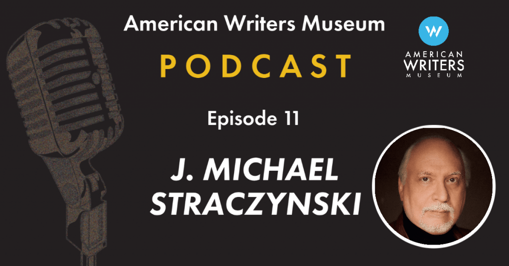 AWM Program Director Allison Sansone chats with renowned screenwriter and comics writer J. Michael Straczynski about his recent memoir.