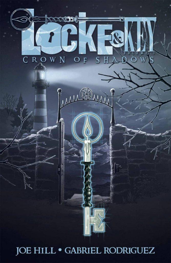 Locke & Key, Vol. 3: Crown of Shadows by Joe Hill, Illustrated by Gabriel Rodriguez
