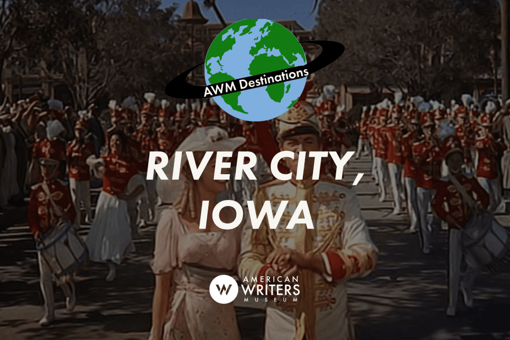 """Take a trip to River City, Iowa, from the play """"The Music Man"""""""