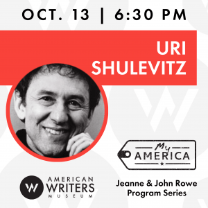 My America: Uri Shulevitz | AWM Author Talks