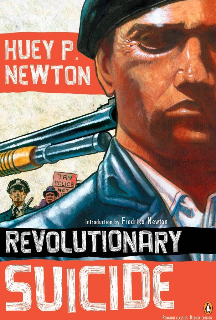Revolutionary Suicide by Huey P. Newton