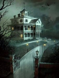 Book your stay at The Haunted Mansion today!