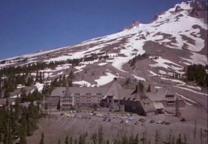 Enjoy the splendor of the Rocky Mountains at the Overlook Hotel