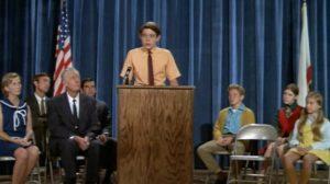 """Vote for Brady"" episode of the Brady Bunch"